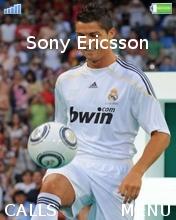 Cristiano Ronaldo Mobile Theme