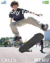 Skate Theme Mobile Theme