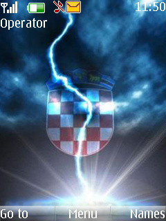 Croatia Nokia Theme Mobile Theme