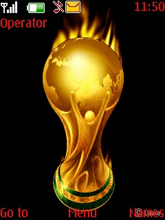 World Cup Theme Mobile Theme