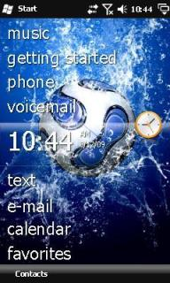Ball Htc Theme Mobile Theme