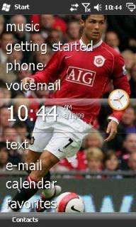 Football Htc Theme Mobile Theme