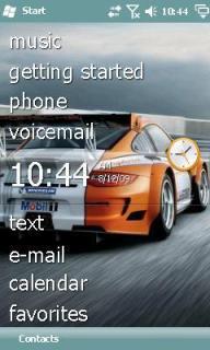 Porsche 911 Theme Mobile Theme