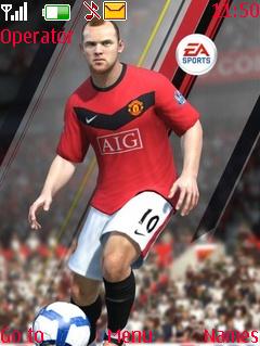 Rooney Theme Mobile Theme