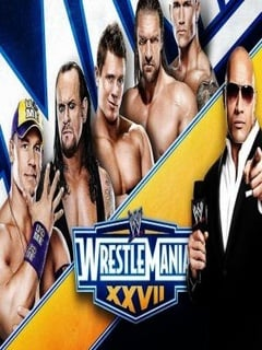 Wrestlemania 27 Mobile Theme