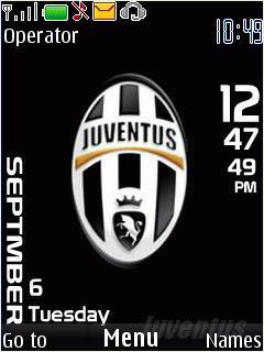 Juventus Mobile Theme