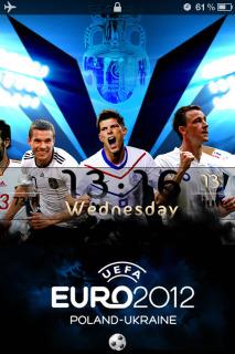 Euro 2012 Ls Mobile Theme