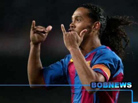 Ronaldinho Gaucho Mobile Theme