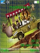 Madagascar Mobile Theme