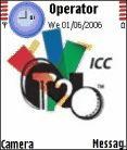 Twenty20 World Cup 2007 Mobile Theme