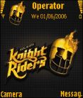 Knight Riders Mobile Theme