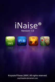 INaise IPhone Themes Mobile Theme