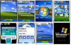 Win Xp By Jha For S40 128160 Mobile Theme