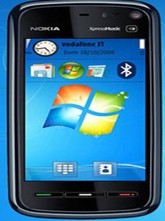 Windows 7 Nokia Theme Mobile Theme