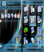Vista Mobile Theme