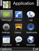 Andriod Icons Mobile Theme