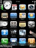 Iphone Mobile Theme