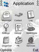 Nokia Sketch Mobile Theme