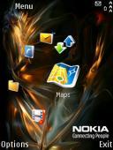 Nokia Style Mobile Theme