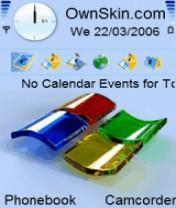 Windows Theme Mobile Theme