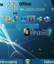 Windows Se7en New Mobile Theme