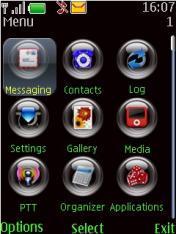 Nokia 6300 Theme Mobile Theme