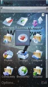 Windows Se7en  Mobile Theme