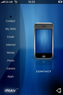 Inav Iphone Themes Mobile Theme