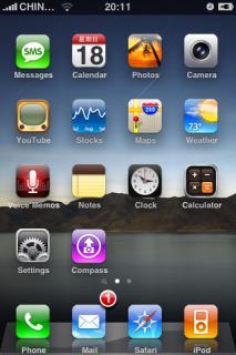 IPad Apple IPhone Theme Mobile Theme