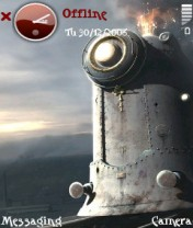 Locomotive Nokia Theme Mobile Theme