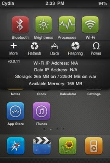 SBSuave IPhone Theme Mobile Theme