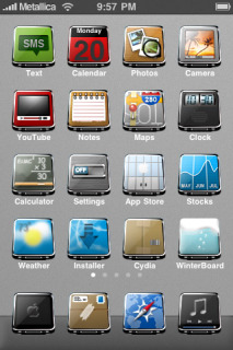 IPhone Part Theme Mobile Theme