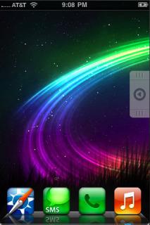 Neon Skye IPhone Theme Mobile Theme