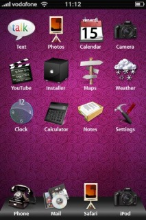 New Technology Iphone Theme Mobile Theme