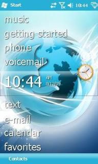Firefox Htc Theme Mobile Theme