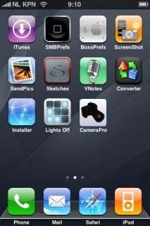Graphsic Apple IPhone Theme Mobile Theme