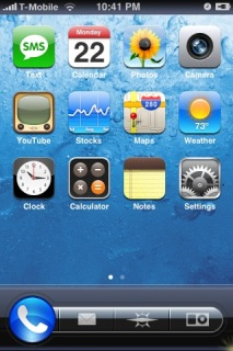IPhone WMP IPhone Theme Mobile Theme