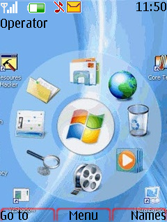 Windows Icon Theme Mobile Theme