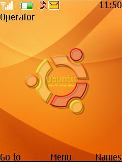 Ubuntu Mobile Theme
