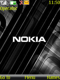 Nokia Mobile Theme