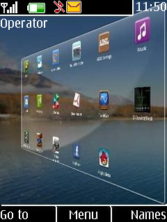 3d Menu Mobile Theme
