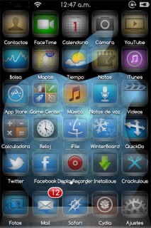 Inpulse HD Mobile Theme