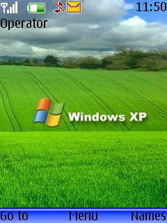 Windows Xp With Tone Mobile Theme