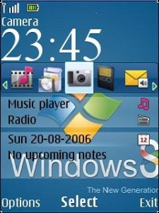 Windows8 Mobile Theme
