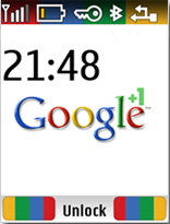 Google Plus Mobile Theme