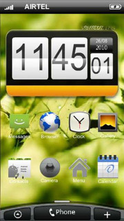 HTC Ultimate  Mobile Theme