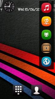 Zapp Mobile Theme