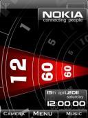 Nokia Mechanical Swf Mobile Theme