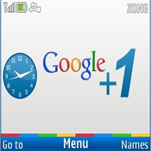 Google Plus1 Mobile Theme