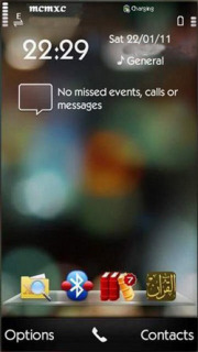 Htc Style Mobile Theme